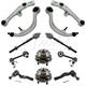 1ASFK05045-Infiniti G35 Nissan 350Z Steering & Suspension Kit