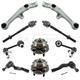 1ASFK05044-Infiniti G35 Nissan 350Z Steering & Suspension Kit