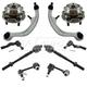 1ASFK05043-Infiniti G35 Nissan 350Z Steering & Suspension Kit
