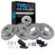 1ABFS02999-Ford F150 Truck Brake Kit