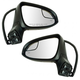 1AMRP01919-2013-16 Toyota Venza Mirror Pair