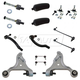 1ASFK05051-2000-03 Volvo S80 Steering & Suspension Kit