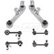1ASFK05048-Infiniti G35 Nissan 350Z Steering & Suspension Kit