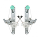 1AWRK00759-Chevy Malibu Malibu Maxx Window Regulator Rear Pair