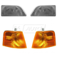 1ALHT00207-Volvo VNL VNM Lighting Kit Passenger Side