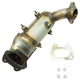 1ACCD00321-Exhaust Pipe with Catalytic Converter
