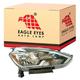 1ALHL02450-2016-17 Nissan Sentra Headlight