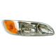 1ALTP00174-2002-04 Nissan Xterra Tail Light Pair