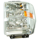 1ALHL02455-Ford Headlight