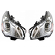 1ALHP01217-Infiniti G25 G37 Q40 Headlight Pair