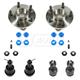 1ASFK05072-Jeep Steering & Suspension Kit