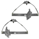 1AWRK00765-2000-05 Chevy Impala Window Regulator Pair