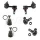 1ASFK05074-2002-06 Honda CR-V Steering & Suspension Kit