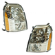 1ALHP01210-Cadillac Headlight Pair