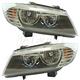 1ALHP01218-BMW 328i 335i Headlight Pair