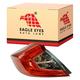 1ALTL02031-2016-17 Honda Civic Tail Light