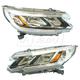 1ALHP01212-2015-16 Honda CR-V Headlight Pair