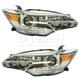 1ALHP01214-2014-16 Scion tC Headlight Pair