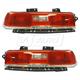 1ALTP01039-2014-15 Chevy Camaro Tail Light Pair