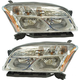 1ALHP01223-2014-16 Chevy Trax Headlight Pair