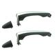 1ADHS01740-2012-15 Kia Optima Exterior Door Handle Pair