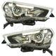 1ALHP01227-2014-17 Toyota 4Runner Headlight Pair