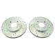 1APBR00429-2012-16 Hyundai Accent Kia Rio Brake Rotor Pair  Nakamoto 901092-DSZ