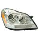 1ALHL02502-Mercedes Benz Headlight