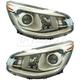 1ALHP01232-2014-16 Kia Soul Headlight Pair