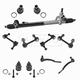 1ASFK05109-Steering & Suspension Kit