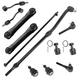 1ASFK05103-1997-06 Jeep Wrangler Steering & Suspension Kit
