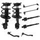 1ASFK05111-2007-12 Nissan Altima Steering & Suspension Kit