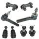 1ASFK05121-Dodge Steering & Suspension Kit