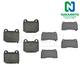 1ABFS03017-Subaru Brake Pads