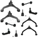 1ASFK05123-2005-07 Jeep Liberty Steering & Suspension Kit