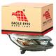 1ALHL02508-2015-16 Honda CR-V Headlight