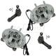 1ASFK05126-Ford F150 Truck Steering Kit