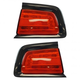 1ALTP01048-2011-14 Dodge Charger Tail Light Pair