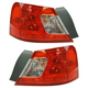 1ALTP01051-2009-12 Mitsubishi Galant Tail Light Pair