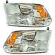 1ALHP01237-Ram Headlight Pair
