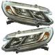 1ALHP01236-2015-16 Honda CR-V Headlight Pair