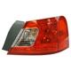 1ALTL02058-2009-12 Mitsubishi Galant Tail Light
