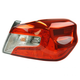 1ALTL02050-2015-17 Subaru WRX Tail Light