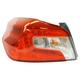 1ALTL02049-2015-17 Subaru WRX Tail Light