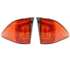 1ALTP01053-2016-17 Honda Pilot Tail Light Pair