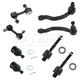 1ASFK05134-2008-12 Honda Accord Steering & Suspension Kit