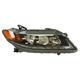 1ALHL02514-2013-15 Honda Accord Headlight
