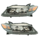 1ALHP01238-2013-15 Honda Accord Headlight Pair