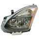 1ALHL02519-Nissan Rogue Headlight