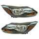 1ALHP01244-Ford Focus Headlight Pair